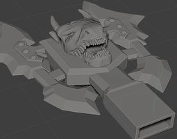 3d printing molds for casting MP DRAGON