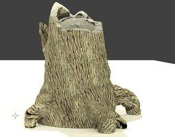 Old Wood 3D print model