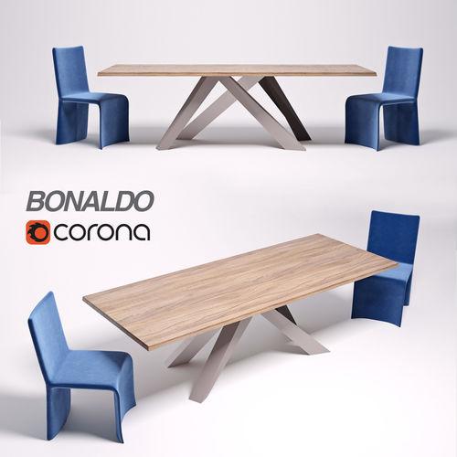 Awesome Big Table Bonaldo Prezzo Contemporary - ferrorods.us ...