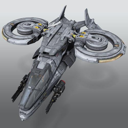 SF Light Fighter