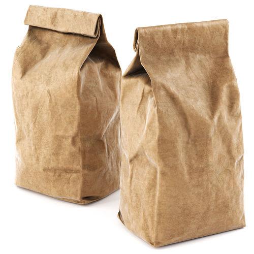 paper food packaging - pbr game-ready 3d model max obj mtl fbx 1