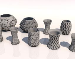 vasi 3d print collection pack
