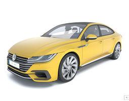 Volkswagen Arteon 3D