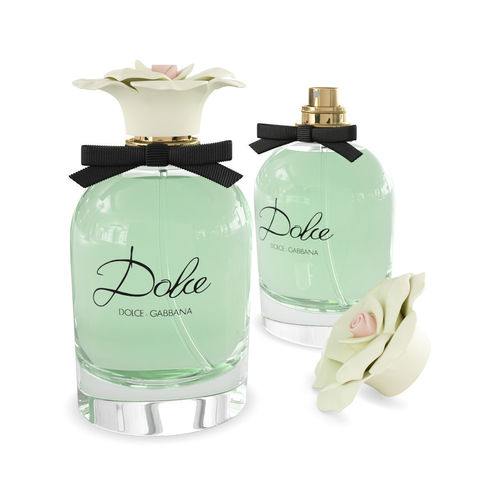 dolce and gabbana dolce perfume 3d model max obj mtl 1