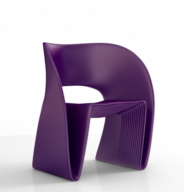 Magis raviolo outdoor chair 3d model max obj for Magis outdoor