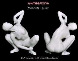 Madeline - River pose 3D printable model