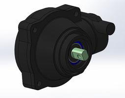 3D Traxxas E Maxx Full Assembly Diff Set TRA3978 TRA5382X