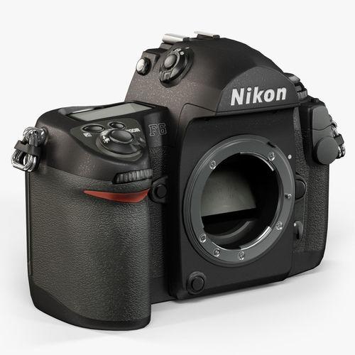 Nikon F6 Body 35mm film SLR camera