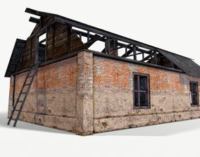 An Old House f 3D model