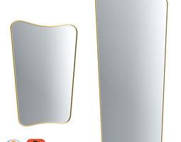 Gubi FA33 Mirror 3D