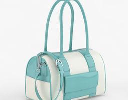 3D model Ladies Handbag Bowler