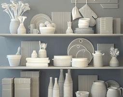 wardrobe house 3D model