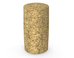 3D model Wine Cork