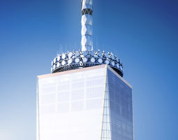 One World Trade Center 3D model