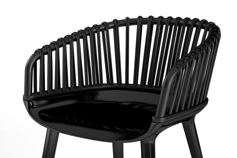 Magis cyborg armchair 3d model max obj for Magis cyborg