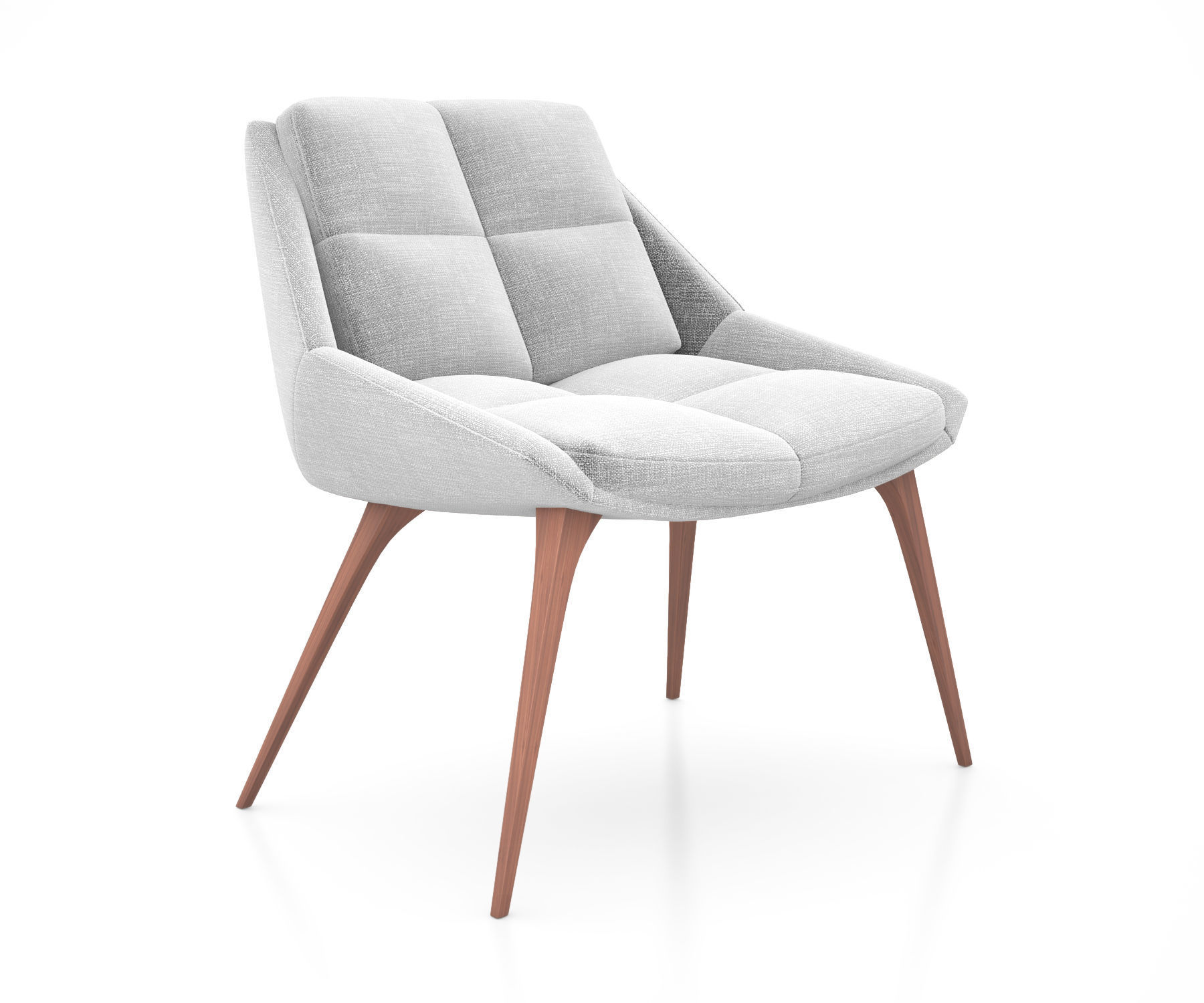 Columbus Lounge Chair  by Modloft