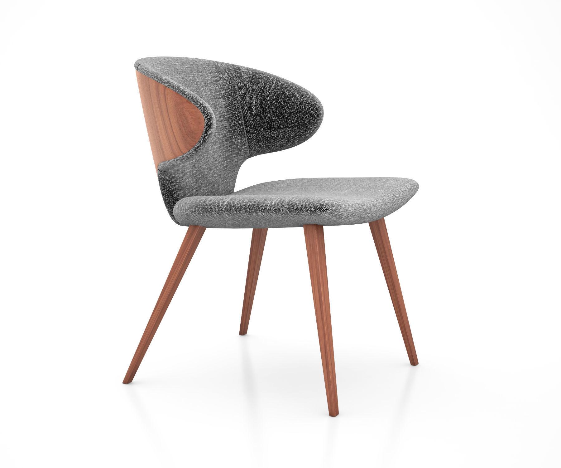 Harper Dining Chair by Modloft