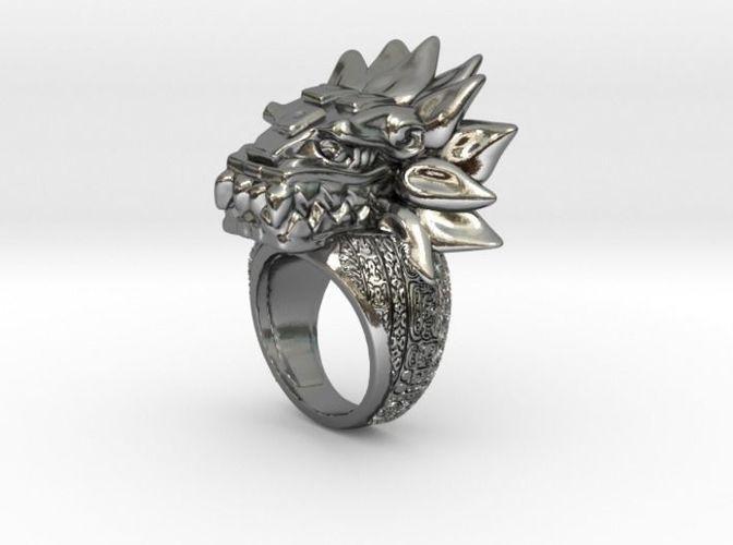 Quetzal Ring