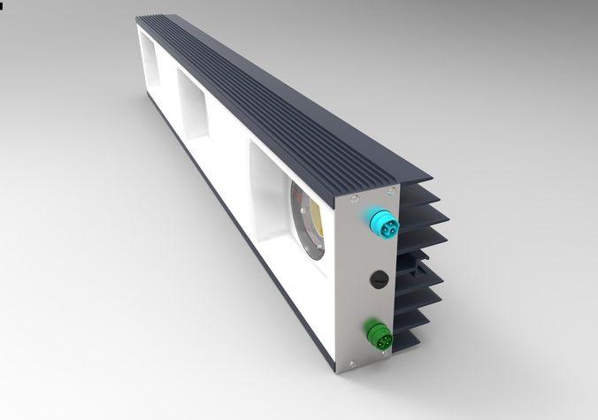 led light 3d model max fbx 1