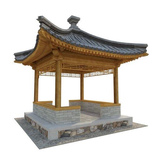 Four corner Pavilion