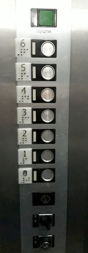 braille elevator numbering buttons 3d model stl iam ipt 1
