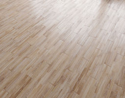 3D Flooring Wood 22