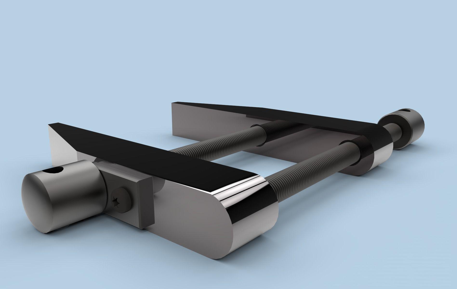toolmakers clamp free 3d model stl 3dm ige igs iges   cgtrader