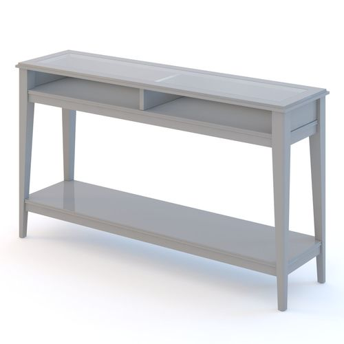 3d Model Ikea Liatorp Console Table Cgtrader