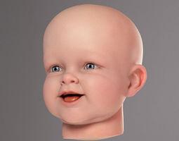 Child 3D model realtime