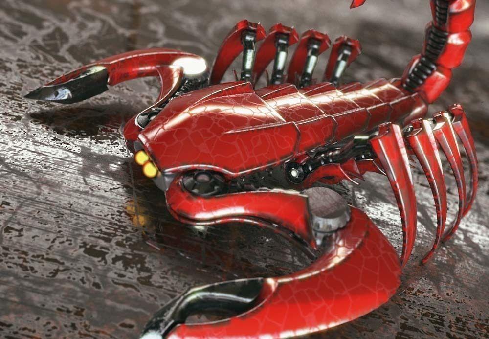 Mech Scorpion - Robots