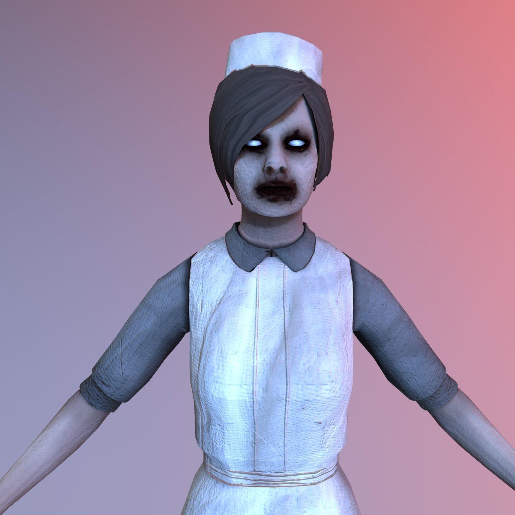 Horror Nurse