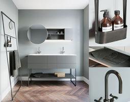 bathroom 3D BURGBAD BATHROOM