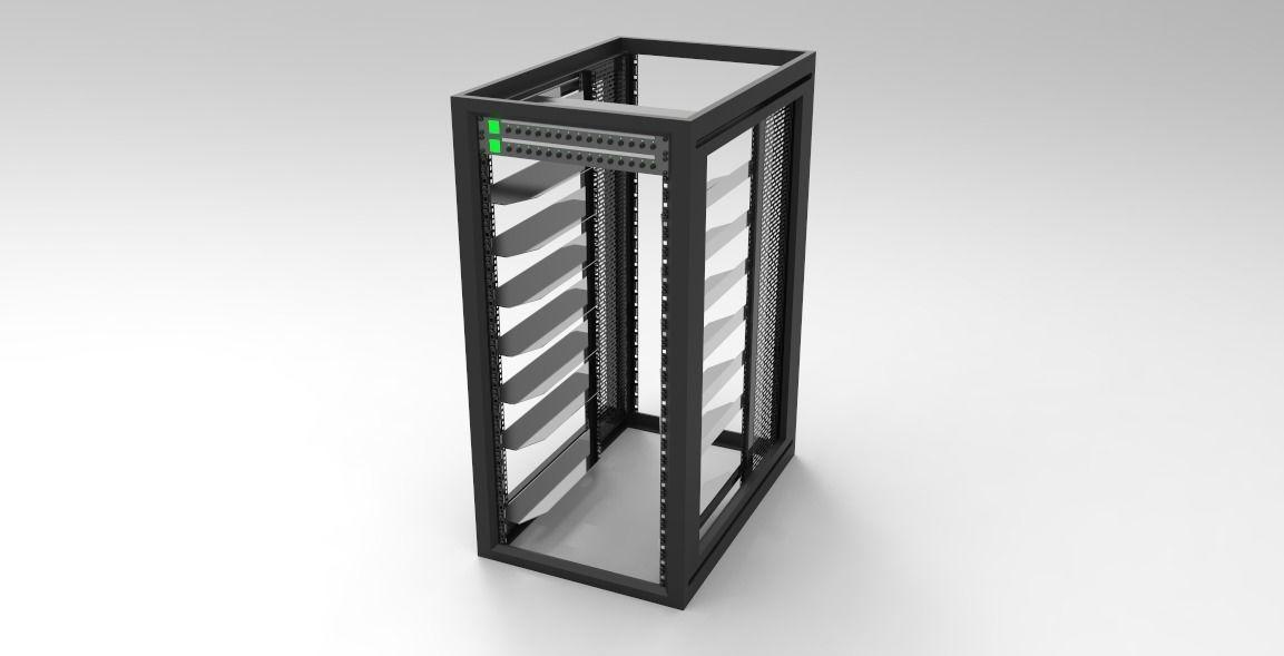 26RU Systems Rack