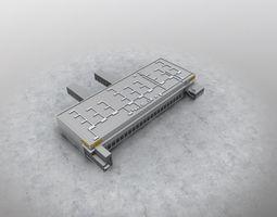LHBP Storage 1 3D asset
