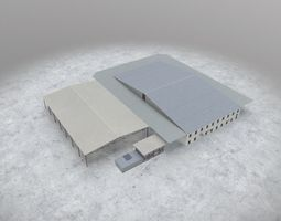 LHBP Storage 2 3D asset