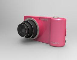 SAMSUNG left hand camera 3D model