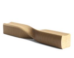 parametric bench 02 3D