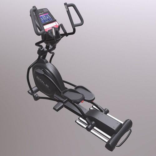 exercise bike 3d model max obj mtl fbx 1