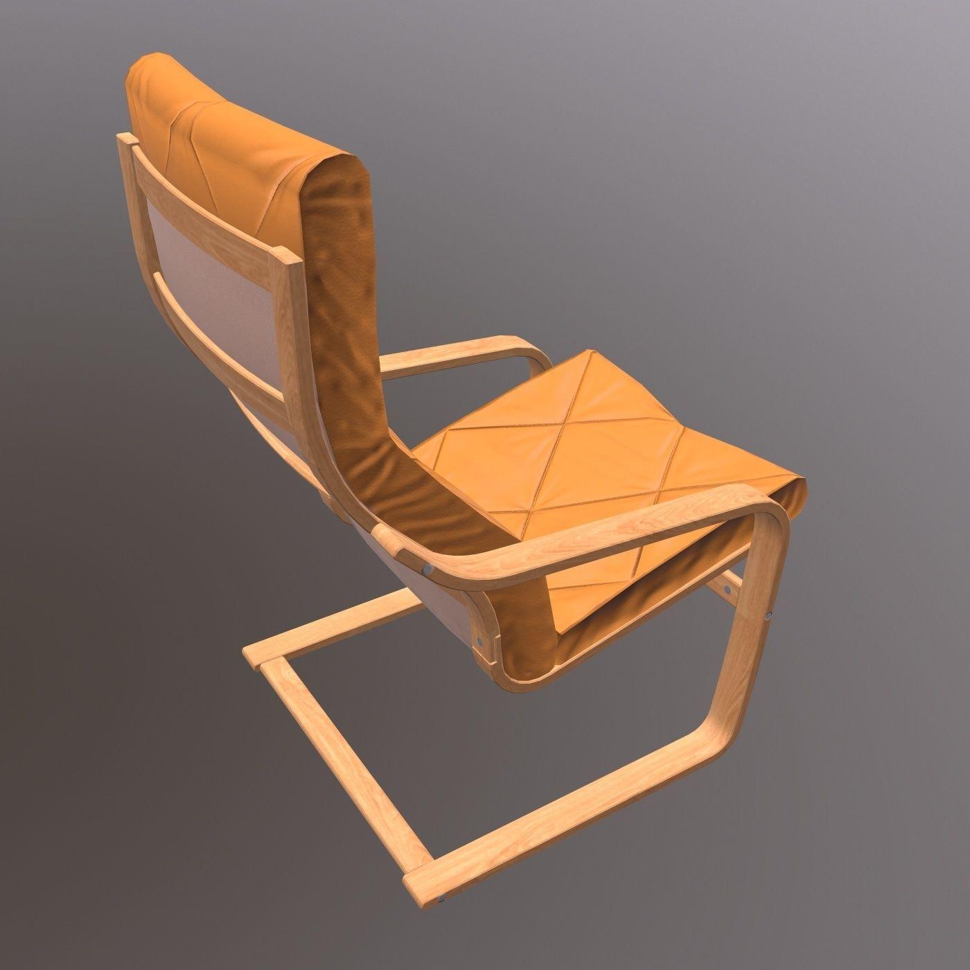 Soft Wooden Chair