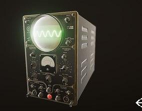 3D model Oscilloscope 25i