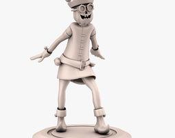 ELF GNOME 3D PRINT