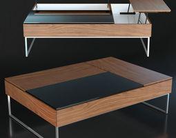 Coffee table BoConcept Chiva 3D