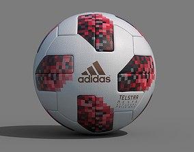 3D model Telstar Mechta Official Match Ball