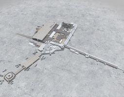 3D model EGCC Terminal 1