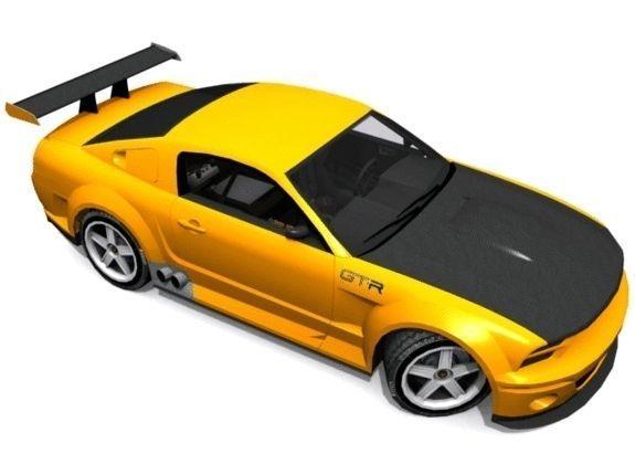 GT-R Car