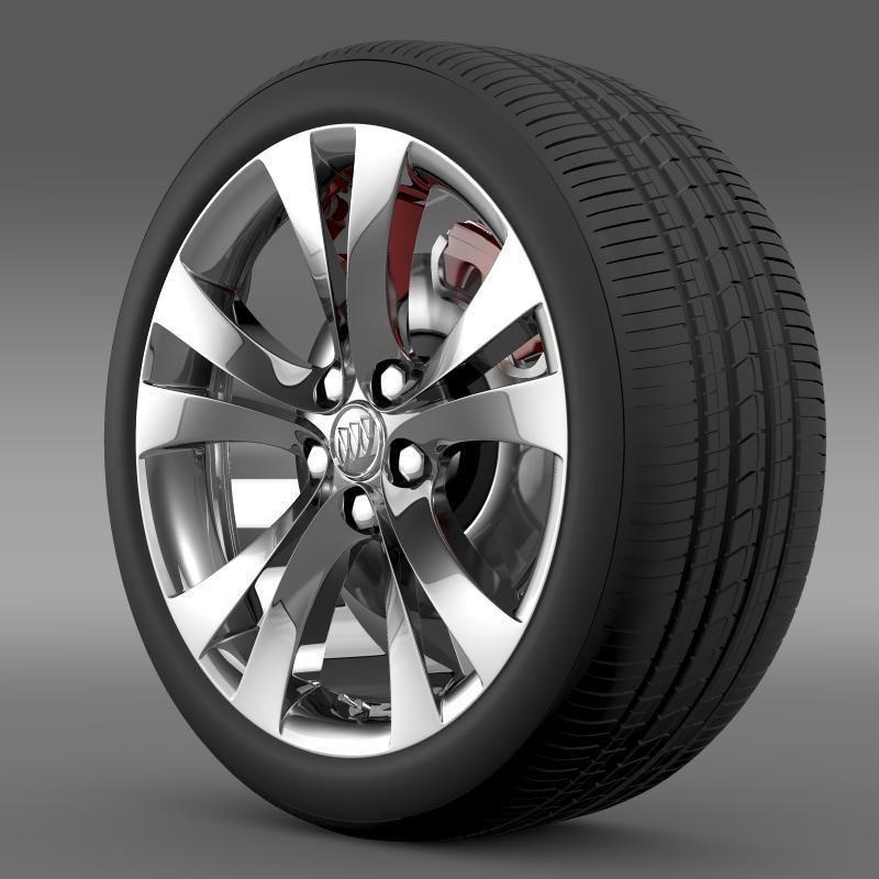 Buick Regal wheel