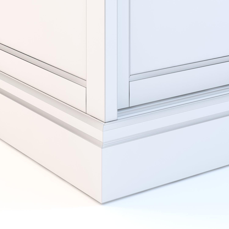 Ikea Malsjo Glassdoor Cabinet 3d Model Max Obj Fbx Mtl 4