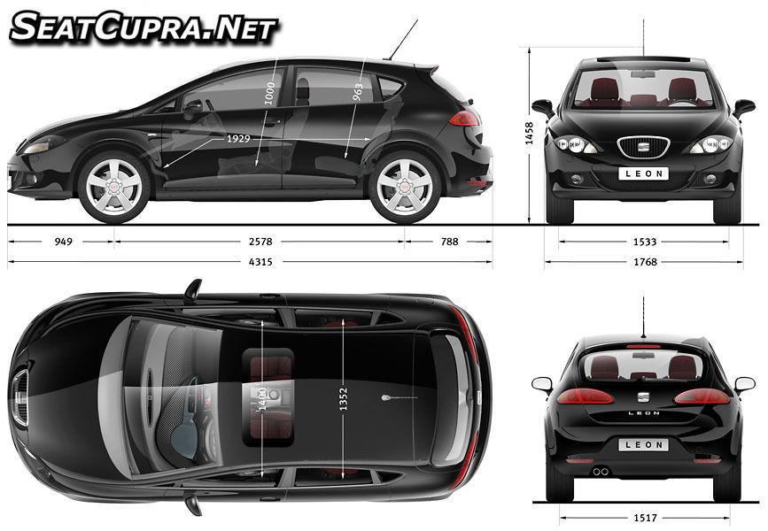 Car Blueprints 3d Model ...