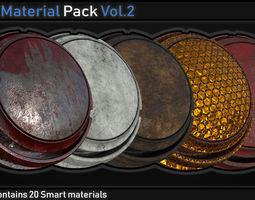 Smart Material Pack Vol 2 3D