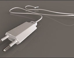 Charger of Iphone 3D model